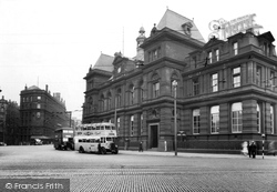 Bradford, General Post Office c.1950
