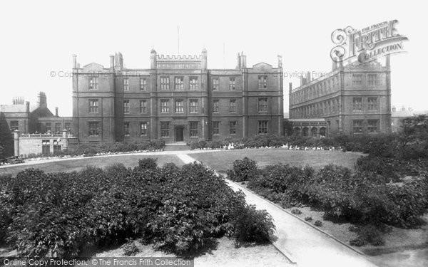 Photo of Bradford, Infirmary 1897