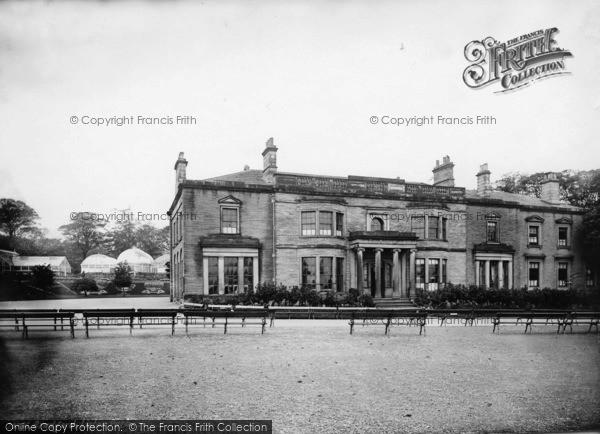 Photo of Bradford, Lister Park c.1888