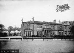 Bradford, Lister Park c.1888