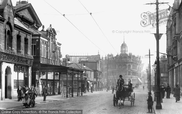 Photo of Bradford, Manningham Lane 1902