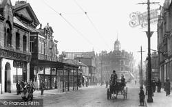 Bradford, Manningham Lane 1902