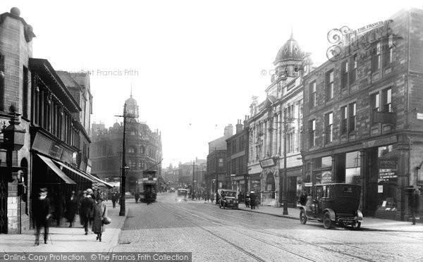 Photo of Bradford, Manningham Lane 1921