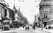 Bradford, Manningham Lane c1950
