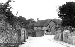 Bradford-on-Avon, Budbury c.1900