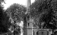 Bradford-on-Avon, Christ Church 1914