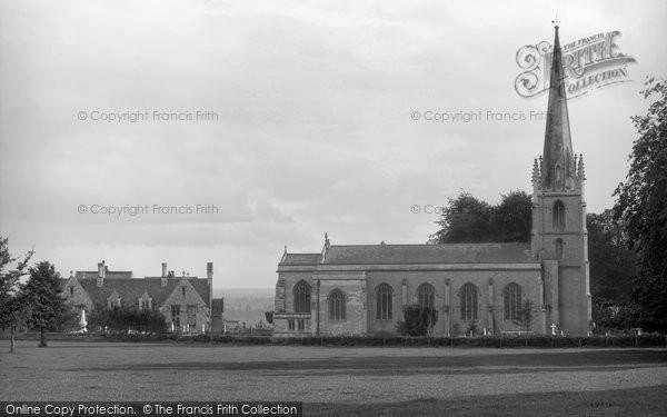 Bradford On Avon, Christ Church c.1900