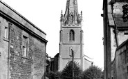 Bradford-on-Avon, Christ Church c.1950