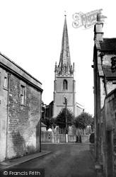 Bradford-on-Avon, Christ Church c.1950