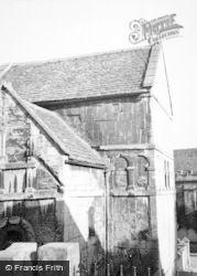 Bradford-on-Avon, Church Of St Lawrence 1951