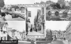 Bradford-on-Avon, Composite c.1955