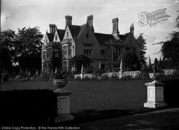 Bradford On Avon, Frankleigh House c.1900