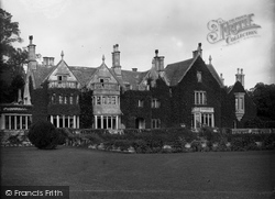 Bradford-on-Avon, Frankleigh House c.1900