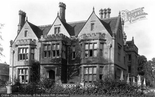 Bradford On Avon, Frankleigh, The Old Ride c.1900