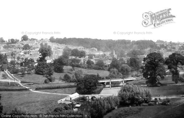 Bradford On Avon, From Grip Wood 1900