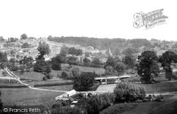Bradford-on-Avon, From Grip Wood 1900