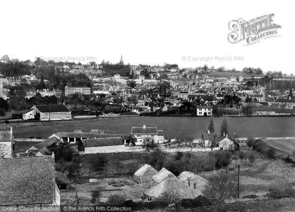 Bradford On Avon, General View c.1945