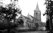 Bradford-on-Avon, Holy Trinity Church 1914