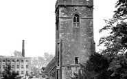 Bradford-on-Avon, Holy Trinity Church c.1955