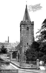 Bradford-on-Avon, Holy Trinity Church c.1955