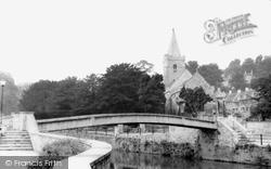 Bradford-on-Avon, Holy Trinity Church c.1965