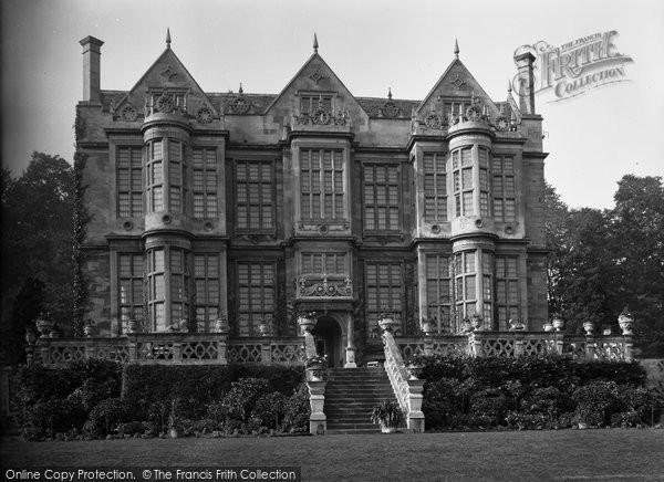 Bradford On Avon, Kingston House c.1900