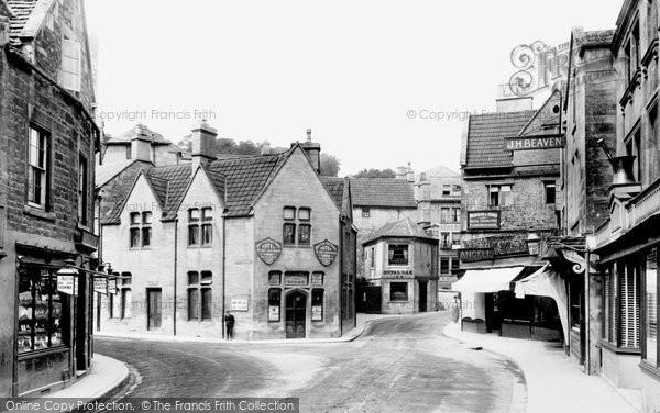 Bradford On Avon, Knees Corner 1900