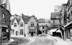 Bradford-on-Avon, Knees Corner 1900
