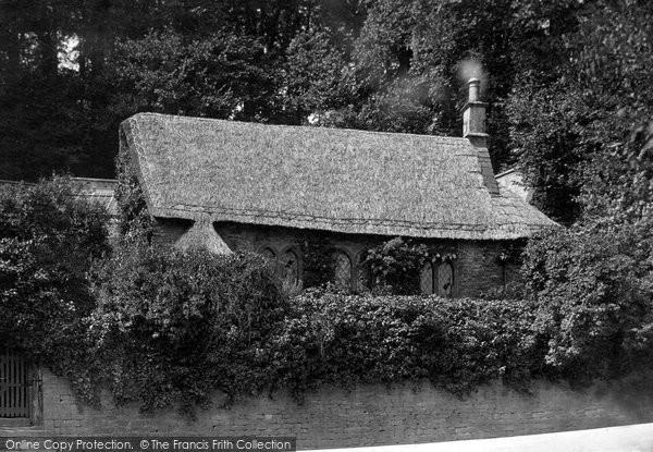 Bradford On Avon, Old Cottage 1914