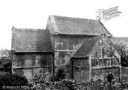 Bradford-on-Avon, St Laurence's Saxon Chapel 1900