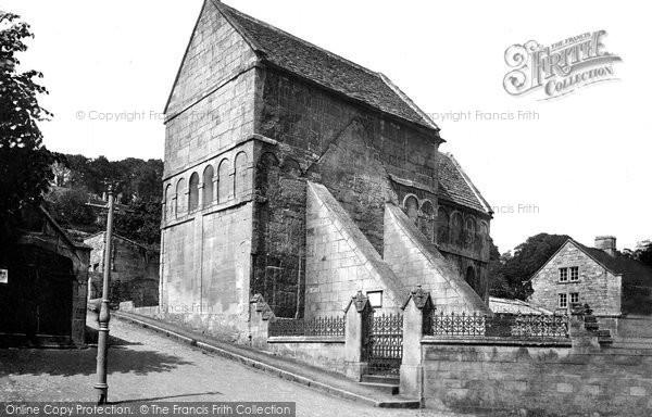 Bradford On Avon, St Laurence's Saxon Church 1914
