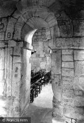 Bradford-on-Avon, St Laurence's Saxon Church, The Interior 1900