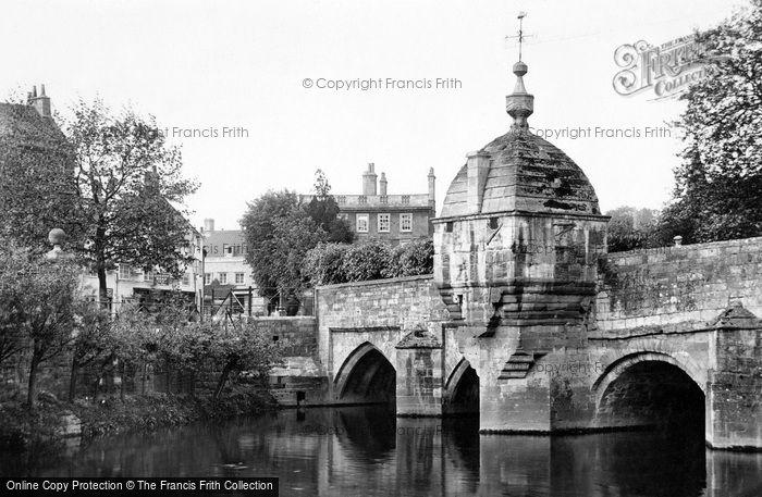 Bradford On Avon, The Blind House 1914