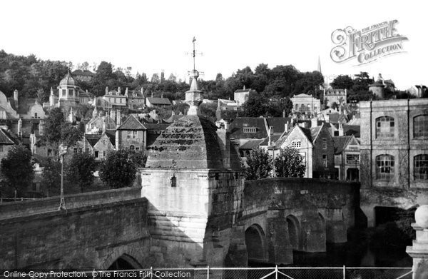 Bradford On Avon, The Blind House c.1960