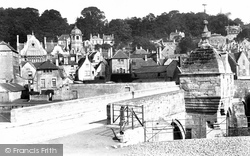 Bradford-on-Avon, The Bridge c.1900