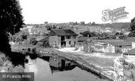 Bradford-on-Avon, The Canal c.1955