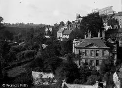 Bradford-on-Avon, The Chantry c.1900