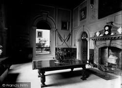 Bradford-on-Avon, The Chantry Interior c.1900