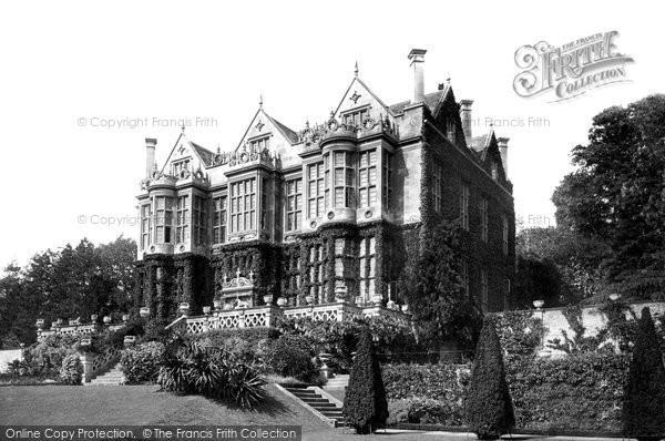 Bradford On Avon, The Hall 1914