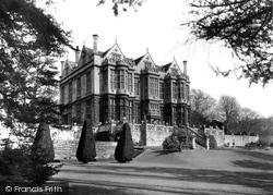 Bradford-on-Avon, The Hall c.1950