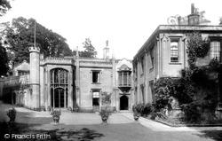 Bradford-on-Avon, The Old Priory 1900