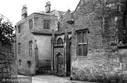 Bradford-on-Avon, The Priory 1914