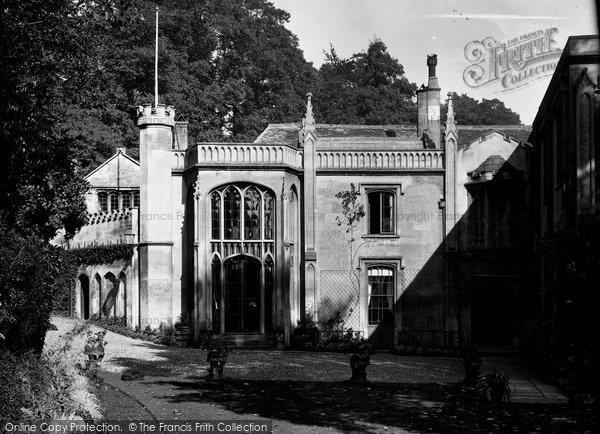 Bradford On Avon, The Priory c.1900