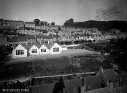 Bradford-on-Avon, The School And Tory c.1900