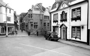 Bradford-on-Avon, The Swan Hotel c.1955