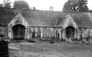 Bradford-on-Avon, The Tythe Barn c.1950