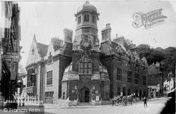 Bradford-on-Avon, Town Hall 1914