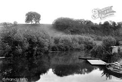Bradford-on-Avon, View Near Old Tithe Barn 1900