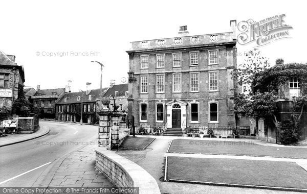 Bradford On Avon, Westbury House c.1955