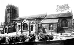 Bradford, Parish Church (Later Renamed The Cathedral) 1902